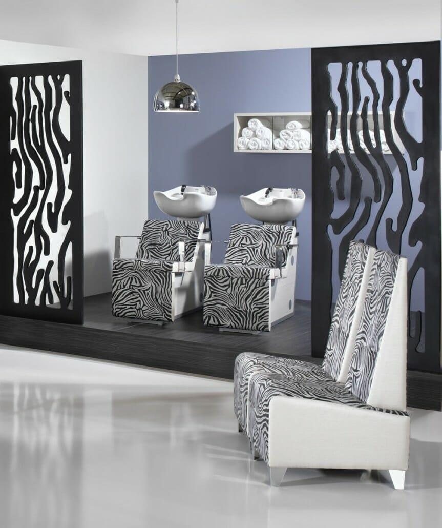 Salon Barbers Beauty Salons Interior Design | Salon Interior Design