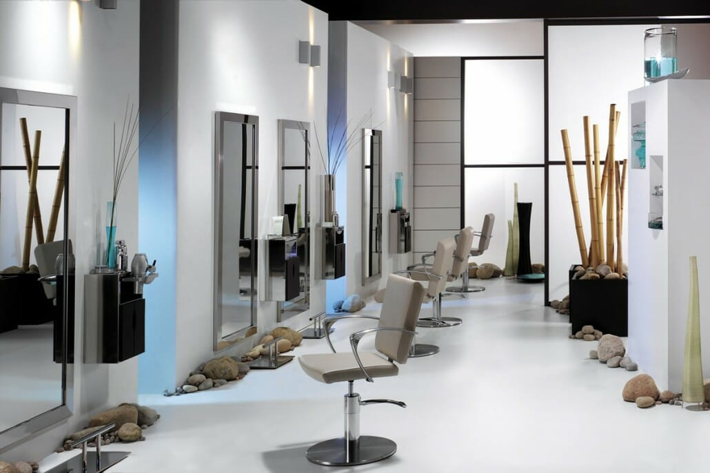Salon Barbers Beauty Salons Interior Design Salon