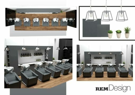 Salon Design Services